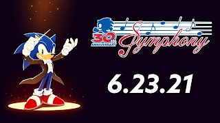 Sonic 30th Anniversary Symphony