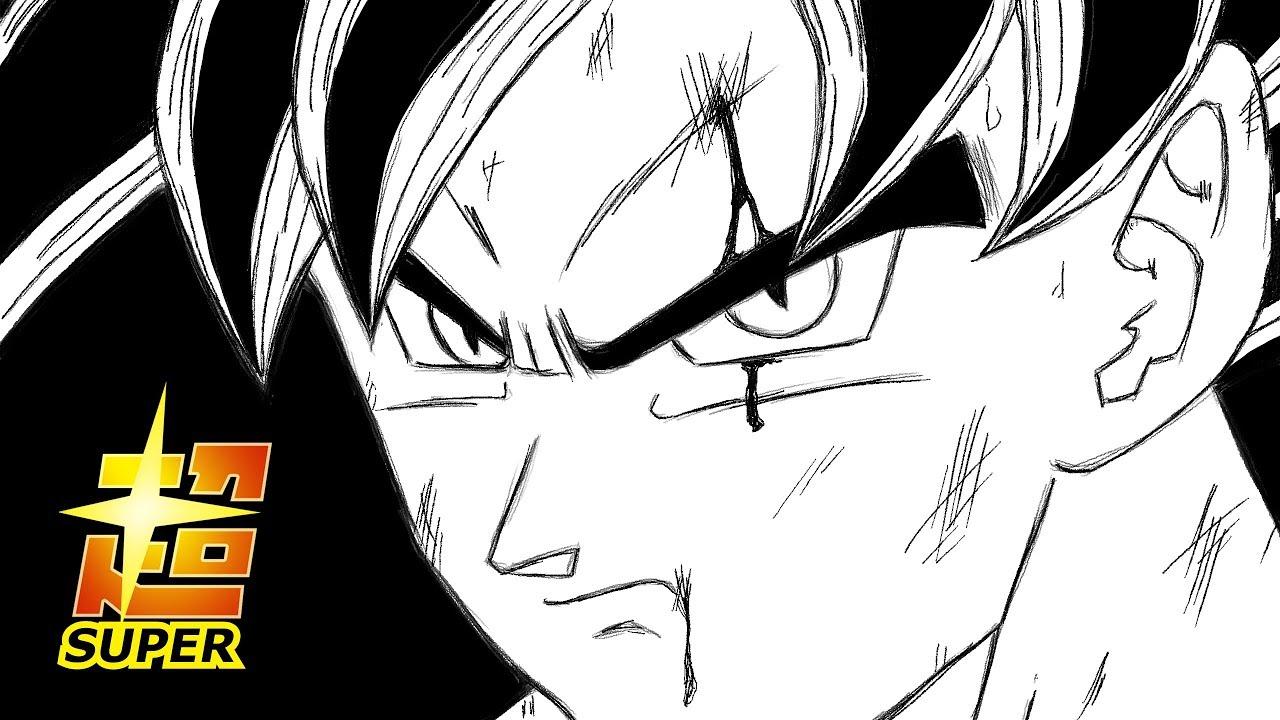 Dessiner goku limit breaker dragon ball super youtube - Comment dessiner goku ...