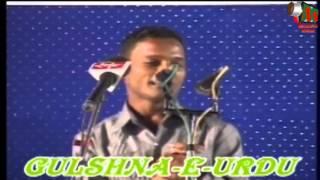 Comedy Ibrahim Sagar at All India Mushaira, Ahmedabad, Gulshan-E-Urdu
