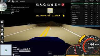 Trying to master the gutter run| UD ROBLOX|