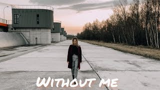Without me - Halsey (Aga Stefanowicz cover)
