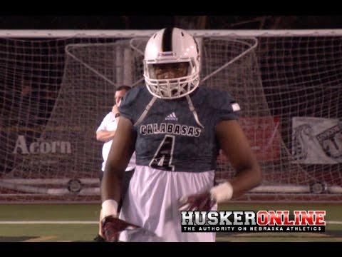 HOL HD: Keyshawn Johnson Jr. highlights vs. Moorpark