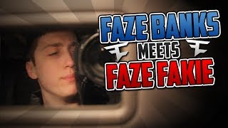FaZe Banks Meets FaZe Fakie