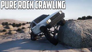 EXTREME ROCK CRAWLER - Pure Rock Crawling