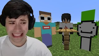 Dream Team Discuss Minecraft Championship