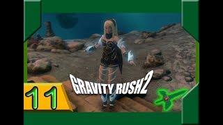 Gravity Rush 2 (Part 11 - Obtaining Lunar Style)