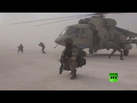إنزال وحدة هجومية من الشرطة العسكرية الروسية على قاعدة أمريكية سابقة في سوريا  - نشر قبل 2 ساعة