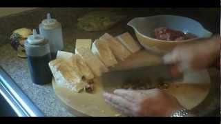 Taste Of Asia @ Home- Stuffed Tofu W Pork & Shrimp