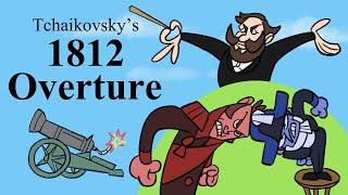 Episode 8: 1812 Overture by Pyotr Tchaikovsky