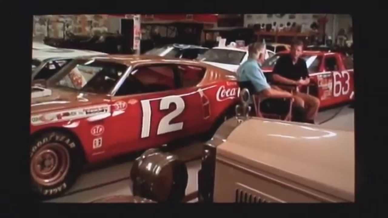 Bobby Allison 1969 Holman Moody Mercury Cyclone 12 Boss