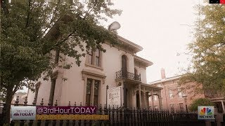 """NBC's Today Show feature the """"World's Largest Ghost Hunt"""" on Halloween 2019"""