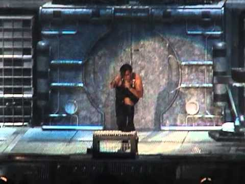 06. Rammstein - Morgenstern live at Bercy, Paris 2005