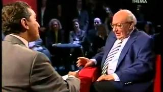 Marcel Reich-Ranicki - Michel Friedman