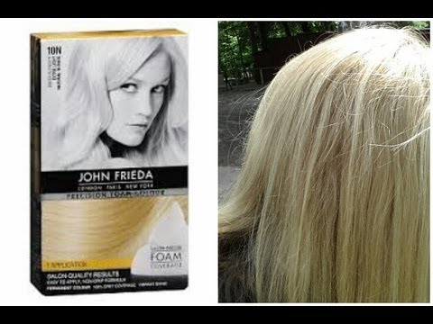 John Frieda Color Hair Tutorial May 27 2017 Makeup Of The Day