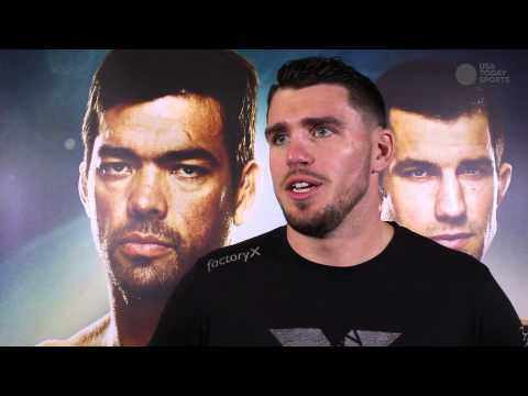 Chris Camozzi knew a chance at redemption when it came calling