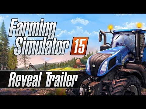 FARMING SIMULATOR 15: REVEAL TRAILER