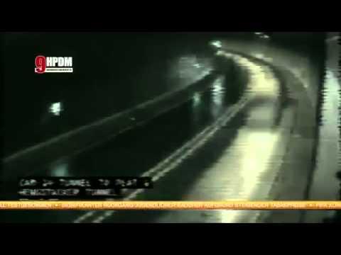 Germania : Fasci di luce investe un camion ..UFO??