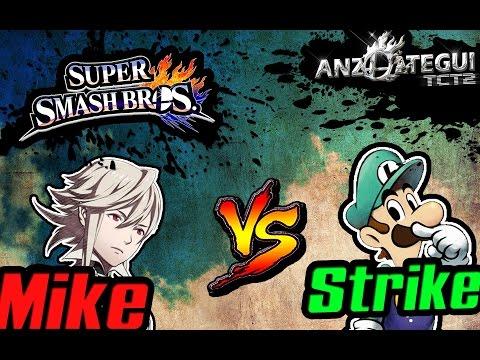 TCTRES   TCTresAnz  Strke Luigi vs Mike Corrin Losers Semis   2016 06 11 20 08 01