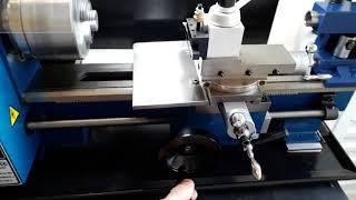 Torno MR-300 Principais Funções ( Para iniciantes )