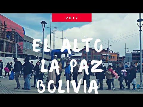 el alto, la paz, Bolivia 2017