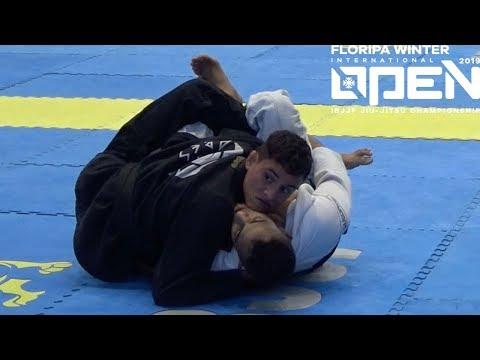 Danilo Moreira vs Gabriel Giovane / Floripa Winter Open 2019