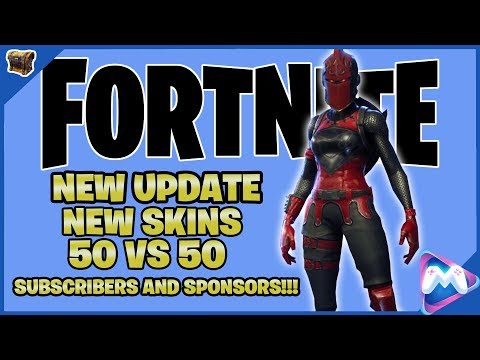 🔴FORTNITE BR | SEASON 2 | NEW SKINS ! | CHEST LOCATIONS! |SUBS AND SPONSORS🔴