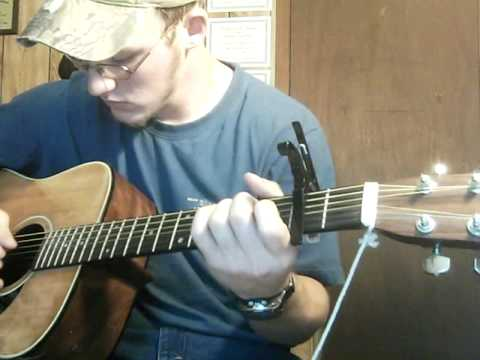 How To Play- Hell on Wheels: By Brantley Gilbert (Acoustic)
