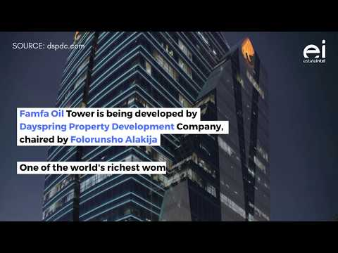 Famfa Oil Tower Project - Office Development at Ikoyi, Lagos - ei Construction Update Episode 5
