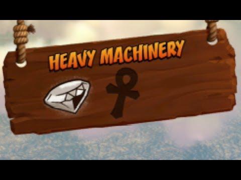 Crash Bandicoot Heavy Machinery Walkthrough