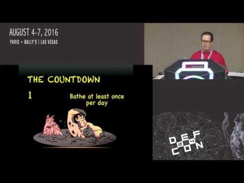 DEF CON 24 - DC101 - DEF CON 101 Panel