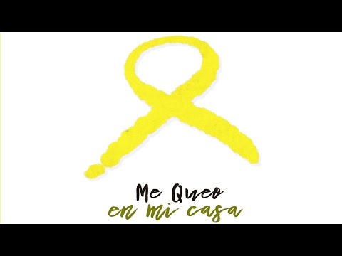 SFDK - Me Queo en Mi Casa (Lyric Video Oficial)