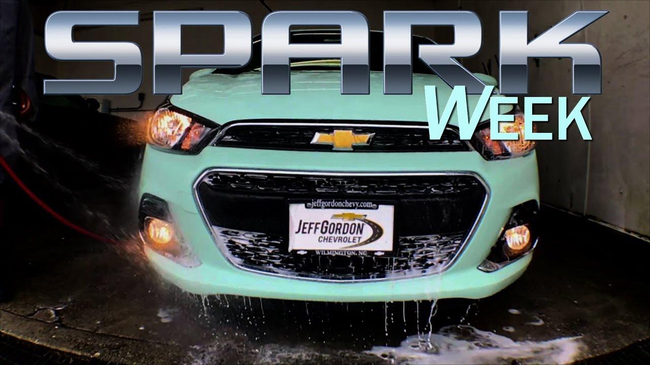 Jeff Gordon Chevrolet >> Spark Week 2018 Special Offer Jeff Gordon Chevrolet