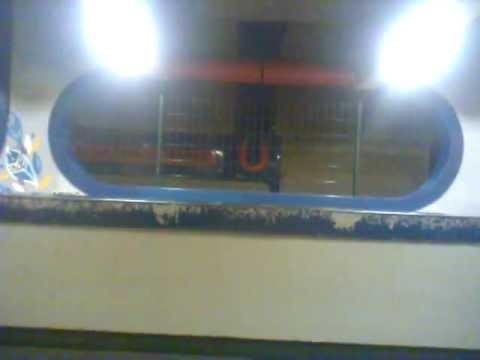 Berliner U-Bahn: Mitfahrt im H01-5033 Rathaus Steglitz ...
