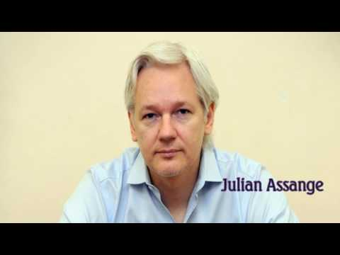 Julian Assange - Why did the feed cut off all of the sudden ?