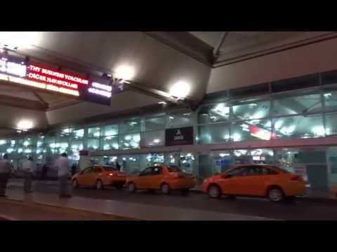 Istanbul to IST airport and IST airport tour