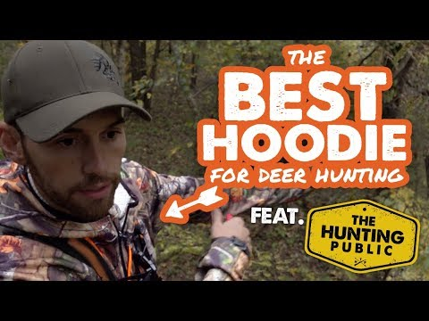 The Best Hoodie For Hunting | Legendary Whitetails