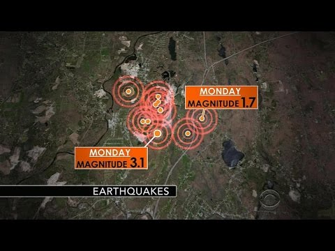 Series of earthquakes strike Connecticut