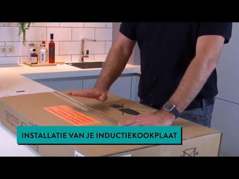 Inductiekookplaat aansluiten: hoe installeer je een inductiekookplaat in 6 stappen - ETNA