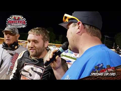 Winner #17 Zack Dohm - Super Late Model - 5-17-19 Ponderosa Speedway - In Car Camera