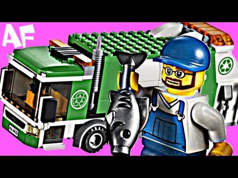 Конструктор lego мусоровоз 4432 отзывы и инструкция Техмир