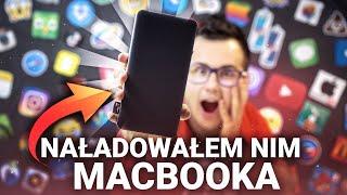 Testowałem OGROMNY Powerbank do MacBooka  | + KONKURS