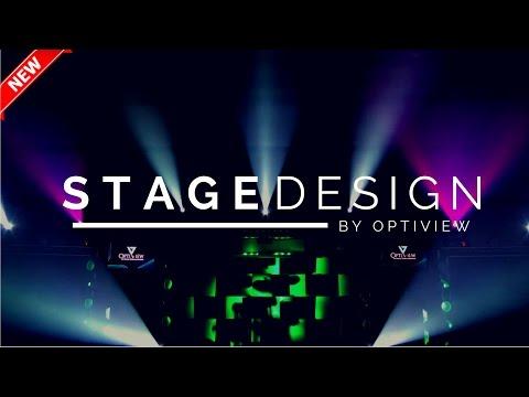 OptiView 360 Present: Stage Lighting & Design Services Orlando