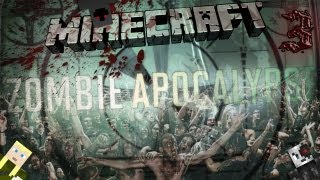 Minecraft: !Killing Time! [6] Zombie Apocalypse: Bahnhofsschlägerei