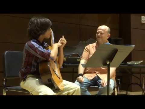 Guitar Masterclass on Rubato, Accent, RH Attack--Pavel Steidl