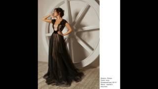 Презентация коллекции платьев