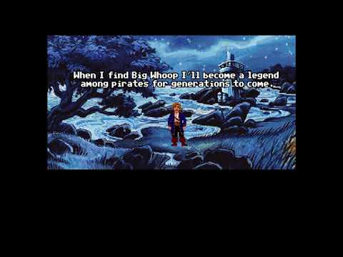 Monkey Island 2: LeChuck's Revenge Special Edition (Classic) Intro - Svalbaz Games - Gaming History |