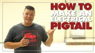 How To Make An Electrical Pigtail
