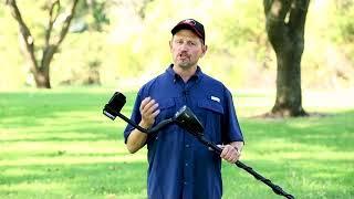 Металошукач Garrett AT Max, частина II, включення, налаштування.