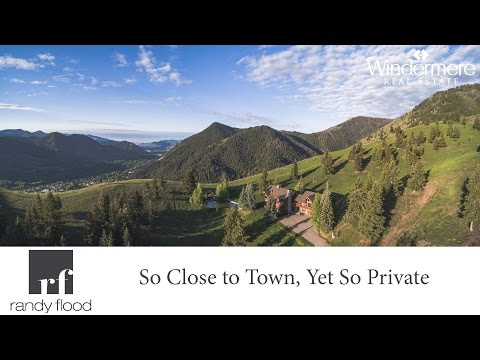 Sun Valley Real Estate 205 Acres of Private Mountain Living