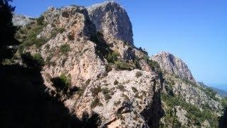 Mallorca Wandern - GR221 mit Herbergen - Teil 4/4